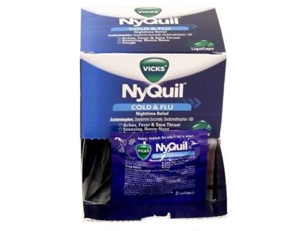 Box Nyquil (25 ct.)