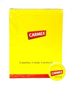 Carmex - Jar (12 per box)