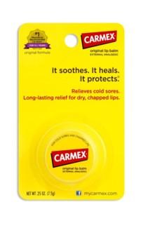 Carmex Jar - Carded