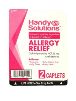 HS Allergy Relief