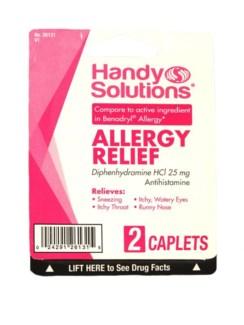 HS Allergy Relief