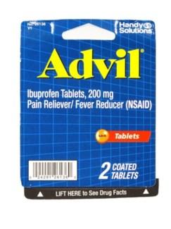 HS Advil