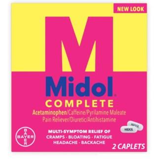 HS Midol (2 ct.)