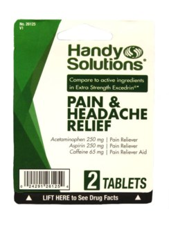 HS Extra Strength Pain Relief