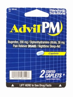 HS Advil PM