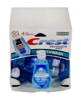 Crest Mouthwash (18 per box)