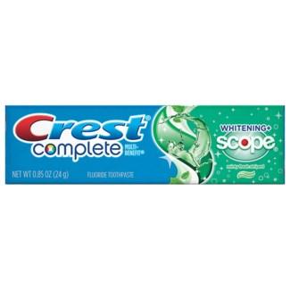 Crest W/Scope