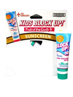 Kid's Block up SPF 50 (24 per box)