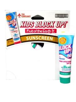 Kid's Block up SPF 50