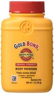 Gold Bond Powder