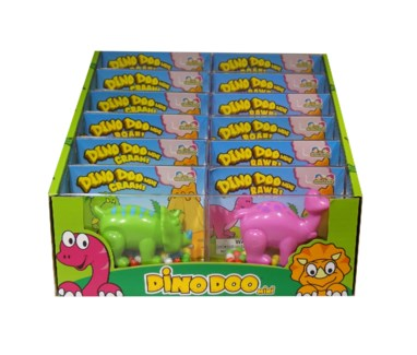 Dino Doo Mini Candy (12 Pc. Display)