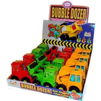 Bubble Dozer Gum Nuggets (12 Pc. Display)