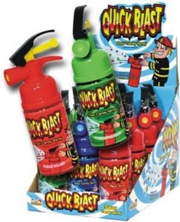 Quick Blast Sour Candy Spray (12 Pc. Display)