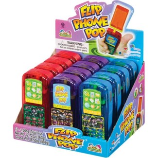 Flip Phone Pop (12 Pc. Display)