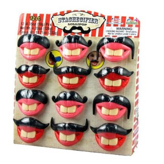 Stachecifier Lollipop (12 Pc. Display)