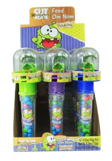 Cut The Rope Feed Om Nom (12 Pc. Display)
