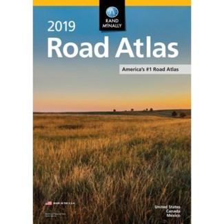 Large Road Atlas