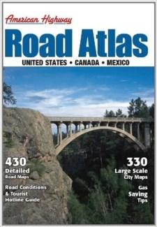 Medium Road Atlas