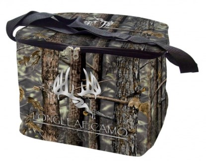 Longleaf Soft Sided Cooler - Camo