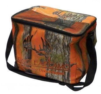 Longleaf Soft Sided Cooler - Orange Camo