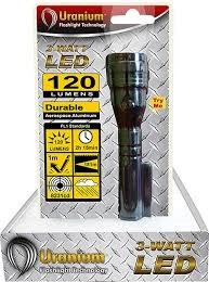 120 Lumen Flashlight