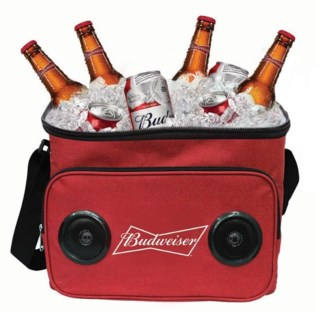 Budweiser Bluetooth Cooler