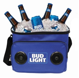 Bud Light Bluetooth Cooler
