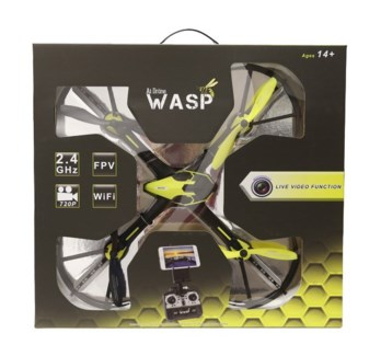 Wasp Wifi Drone