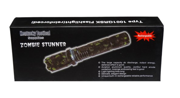 Taser/Flashlight - Zombie Stunner