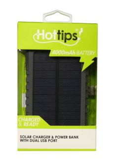 HT 4000Ma Solar Battery