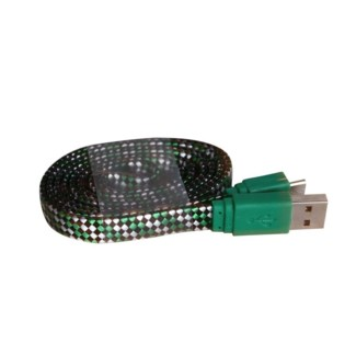 Thick Nylon Micro USB