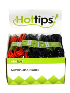 HT Micro Cable Bulk (24 Pc. Display)