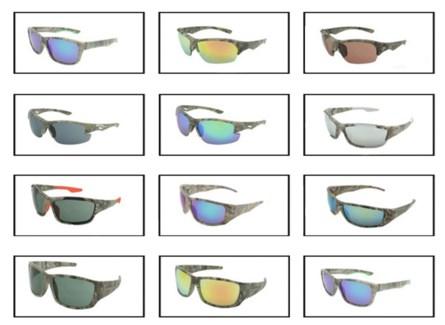 Men's Racer XX Sport Real Tree Print Sunglasses