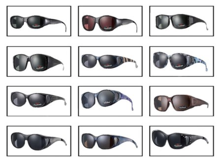 Polarized/Over Glasses