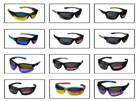 Men's Assorted Sunglasses