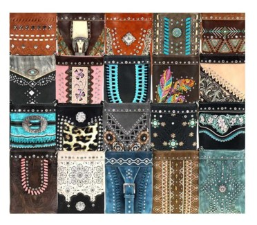 Assorted Crossbody Bags