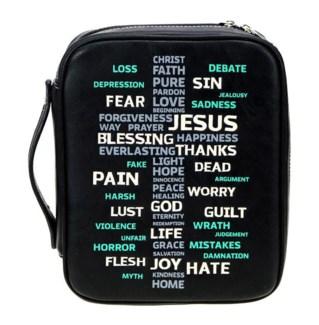 Scriptural Bible Cover