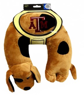 A&M Critter Pillow