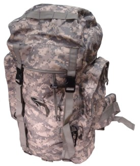 Giant Digital Camo Backpack