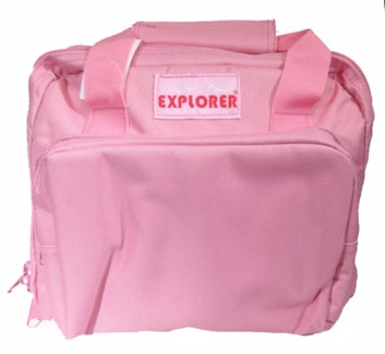 Small Pink Hunting Bag