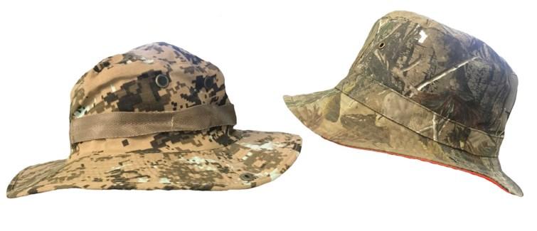 Digital Camo Boonie Hats