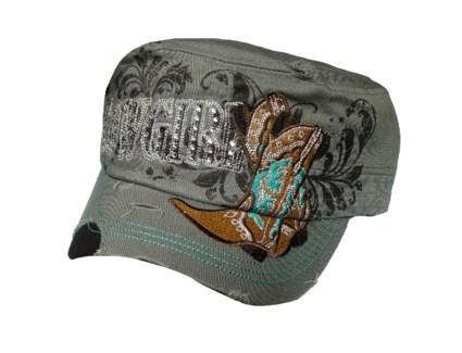 Cowgirl Cadet Cap