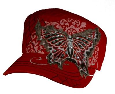 Butterfly Cadet Cap