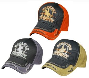 Oilskin Cowboy Tough Cap