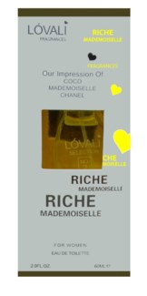 Lovali Riche Mademoiselle Perfume