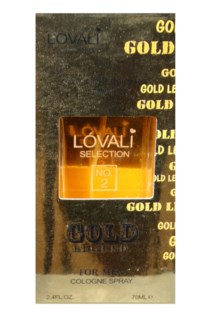 Lovali Gold Legend Cologne