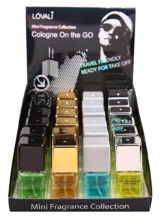 Lovali Travel Size Colognes