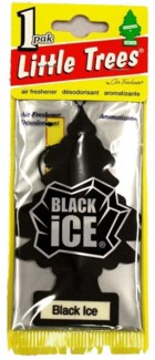 Little Trees Air Freshener - Black Ice