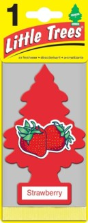 Litte Trees Air Freshener - Strawberry