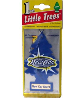 Little Trees Air Freshener - New Car